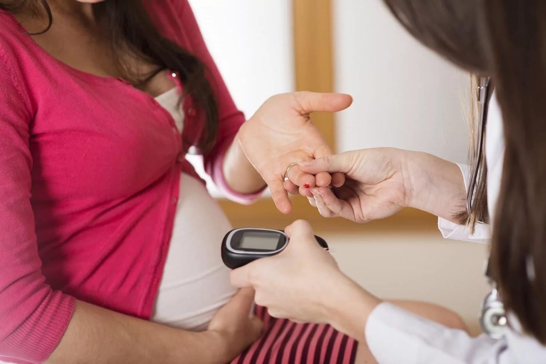 Плохая кровь у беременной