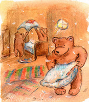 медвежата