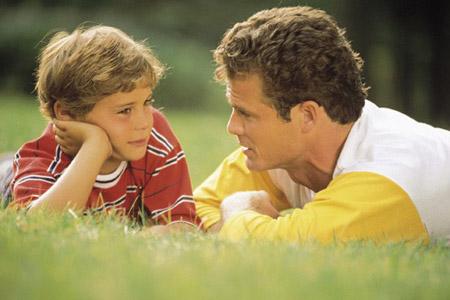 дети уважают родителей