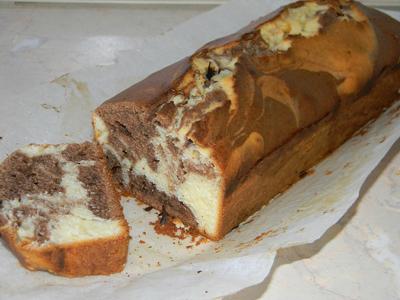 пирог зебра фото