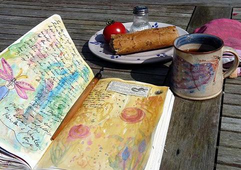 красиво оформить личный дневник