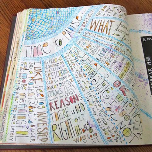 как писать в личном дневнике