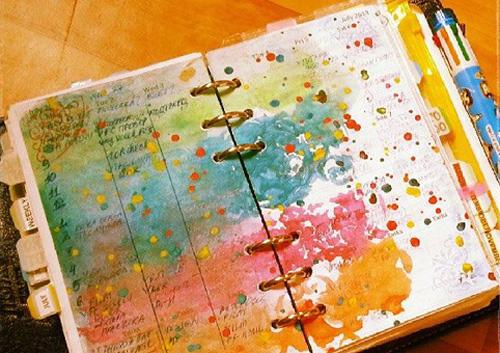 оформить личный дневник