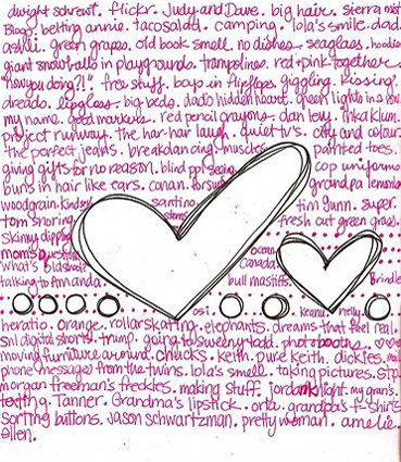как рисовать в личном дневнике